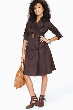 Burberry Forever Trench Coat