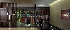 Tatsu Japanese Cuisine restaurant by Blu Water Studio, Kuala Lumpur store design
