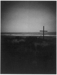Patti Smith, Cross by the Sea, Asbury Park, New Jersey, 2004, 2008