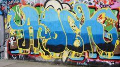 Dublin Street Art Photographed Using A Sony NEX-VG10 - [ http://photography.osx128.com/dublin-street-art-photographed-using-a-sony-nex-vg10-13/ ] #Graffiti