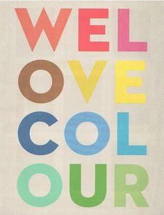 Viva the rainbow!