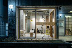 minimalist salon design