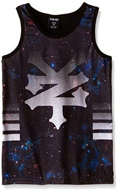 3d1ec922860716 Zoo York Big Boys Nebula Tank Black Medium     Details can be found by  clicking on the image.Note It is affiliate link to Amazon.