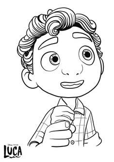Disney Films, Disney Art, Coloring Pages For Kids, Coloring Books, Disney Coloring Sheets, Flocked Christmas Trees Decorated, Lucas Movie, Disney Cookies, Cute Kawaii Drawings