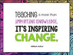 Inspiring Change!