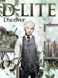 Album covers %26 tracklist for Daesung's debut Japanese solo album revealed