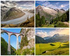 Il fait beau, tu dois en profiter pour sortir et t'exercer en photographie de paysage! Mountains, Nature, Photos, Travel, Landscape Photography, Going Out, Naturaleza, Pictures, Viajes