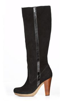 Curvy Fashionista Wide Calf Boots RSVP Wide Calf Boots O Boot