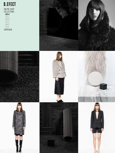 Styling for fashion label D.EFECT, art direction & photography – Laura Tulaite. www.defectonline.com