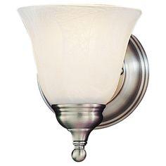 Feiss Bristol Pewter Vanity Light