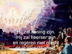 Opwekking 534 Jezus,Gods Heerlijkheid verschijnt