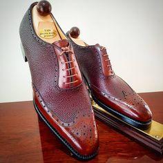 at Ascot Shoes Ascot Shoes, Mens Shoes Boots, Mens Boots Fashion, Shoe Boots, Der Gentleman, Gentleman Shoes, Italian Shoes, Dream Shoes, Luxury Shoes