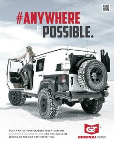 Jeep Wrangler Unlimited Expedition Vehicle