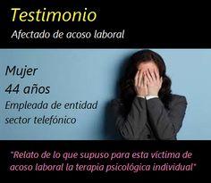 Mobbing Madrid PRIDICAM: Beneficios de la terapia individual para la victim...