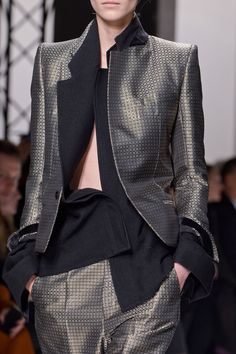 Haider Ackermann Fall Winter 2013 | PFW
