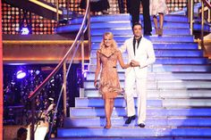 Dancing With The Stars Season 15 Fall 2012 Gilles Marini and Peta Murgatroyd Argentine Tango Samba