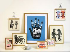 Well Hung: Several new prints in the webstore