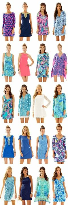 Lilly Pulitzer, go ahead and take all of my money! The new fall collection is PERFECT.