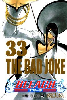 Bleach Manga Vol. 33 - The Bad Joke