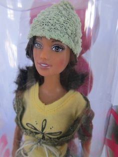 Barbie Fashion Fever Modern Trends Collection Fashion Model Doll 2005 Perfe | eBay