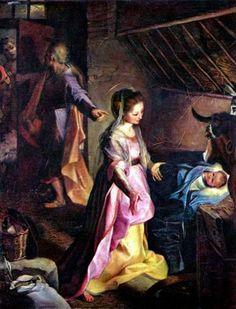 Federico Barocci, Birth of Christ, 1597