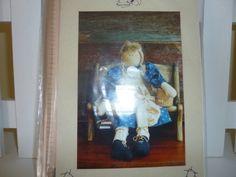 Primitive Doll Pattern by TrueColorsBoutique on Etsy, $2.00