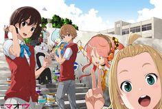 Kono Bijutsubu ni wa Mondai ga Aru manga A perfect Art club for high schools All Anime, Manga Anime, Martial Arts Manga, Otaku, Plastic Memories, Comic Games, Kokoro, Art Club, Anime Characters