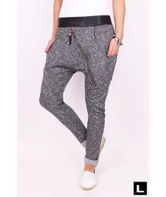 Dámske tepláky s pudlom T14 Sweatpants, Outfit, Fashion, Moda, La Mode, Sweat Pants, Fasion, Jumpsuits, Clothing