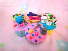 Cupcakes Lalaloopsy   Catia Sanches (catiart)   Elo7