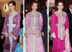 royalroaster: Lalla Salma in kaftans