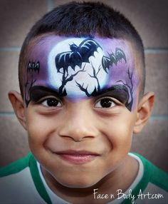 Dinosaur Face Painting, Face Painting Tips, Face Painting For Boys, Face Painting Designs, Body Painting, Halloween Face Paint Designs, Face Painting Halloween Kids, Fete Halloween, Halloween Makeup