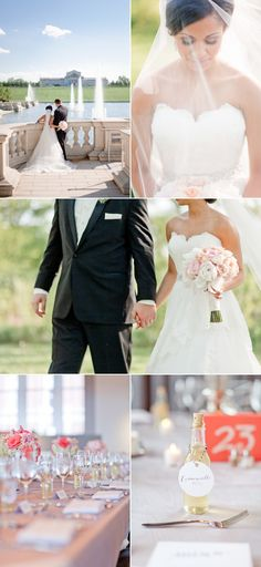 Romantic Ballroom St. Louis Wedding – Style Me Pretty