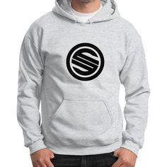 Shortyyguy Shirt Gildan Hoodie (on man) Shirt
