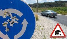 Ocho carreteras españolas  en las que puedes recibir un disparo Shots, Roads