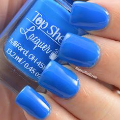 Top Shelf Lacquer Ladies Night Out Martini Menu Swatches