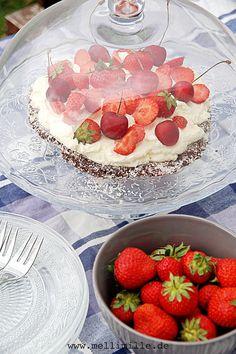 Chokladbollar-Torte