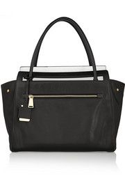 Jil Sander Paterson leather tote