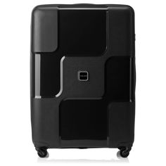 25cbe17d23f Tripp Black II World 4 Wheel Large Suitcase Large Suitcase Colour  BLACK 4  Wheels