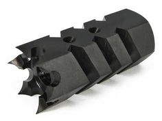 Airsoft Shark Muzzle Flashhider for Airsoft AEG (14mm Positive)