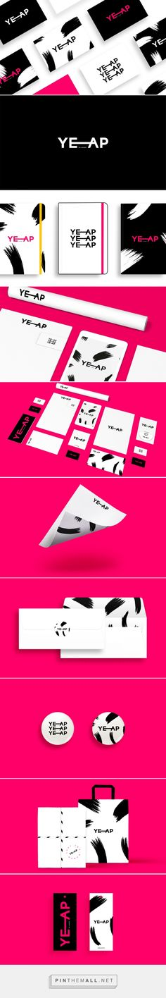 YEAP® Fashion for Women Branding by Nuket Guner Corlan | Fivestar Branding Agency – Design and Branding Agency & Curated Inspiration Gallery