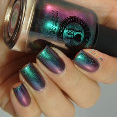 I Love Nail Polish Sirene (H)