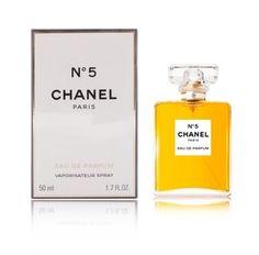 Perfume Chanel 5 50ml Feminino Eau de Parfum Chanel