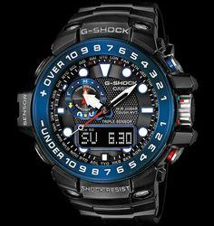Comprar Reloj Casio con caja de resina en tono negro ff1973b0900d