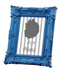 Another great find on #zulily! 8'' x 10'' Sapphire Victorian Frame #zulilyfinds