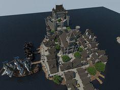 Bengarfur [World of Targur] Minecraft Project
