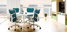 Herman Miller - seating, workspaces, tables, storage, filing, accessories, classics