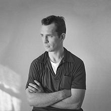 """Jean-Louis """"Jack"""" Kerouac March 1922 – October was an American novelist and poet. He is considered a literary iconoclast and, alongside William S. Burroughs and Allen Ginsberg, a pioneer of the Beat Generation. Allen Ginsberg, Beat Generation, Citations De Jack Kerouac, Jack Kerouac Quotes, Kurt Vonnegut, Charlie Chaplin, Mark Twain, Anne Rice, Marion Zimmer Bradley"""