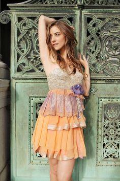 The Harvest Moon Dress  --ready to wear--. $375.00, via Etsy.