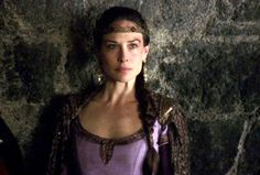 Too bad Morgan saw Igraine as an evil stepmother....Camelot the Series