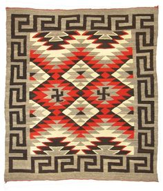 Navajo Rug/Weaving : Lot 32